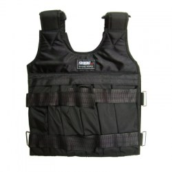 10kg Max Loading Adjustable Weighted Vest Fitness Training Jacket