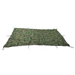 2M x 3M Woodland Military Hunting Camping Tent Car Cover Shelter Sunshade Awning Camouflage Net