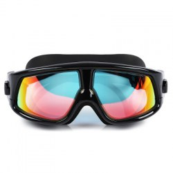 Big Frame Anti-fog Swimming Glasses Goggles