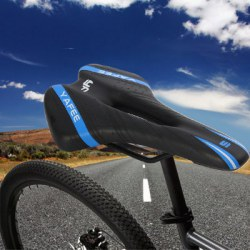 - 1019 Sports Bike MTB Saddle Racing Bicycle Hollow Saddle Seat