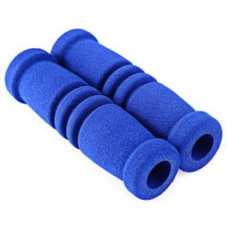 1 Pair MTB Bike Bicycle Handle Cover Handlebar Soft Sponge Bar Grips