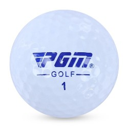 PGM Q001 3pcs Durable Practice Golf Ball with Double Layer