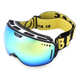 BENICE UV Protection Anti-fog Big Skiing Goggles Mask Men Women Snowboarding Glasses
