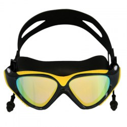BL1007 Large Box High-definition Plating Swimming Glasses Waterproof Anti-fog Goggles