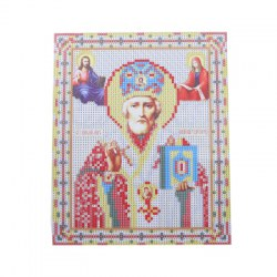 25 x 30cm Religion Icon Pattern DIY Diamond Painting Kit