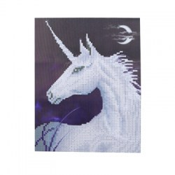 25 x 30cm Unicorn Pattern DIY Diamond Painting Kit