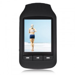 HOTT MU1037 Sport Pedometer Bluetooth FM Radio 8G Memory Storage MP3 Music Player