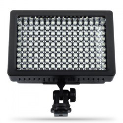 Lightdow Pro LD - 160 LED Video Lamp Light for Canon / Nikon Camera DV Camcorder