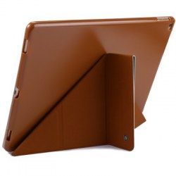 Baseus 12.9 Inches Leather Magnet Slim Protective Cover for iPad Pro