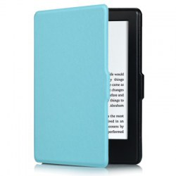 558 PU Leather Protective Cover with Auto Sleep Wake Up Function for Kindle