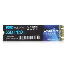EAGET S300L SATA III PC / Laptop Internal Solid State Drive SSD Pro M.2 (NGFF)