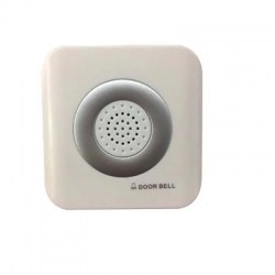 12V Access Control Wired Doorbell External