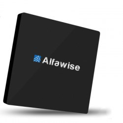 Alfawise S92 TV Box Octa Core Amlogic S912 Android 6.0 2.4G + 5.8G Dual WiFi Bluetooth 4.0 1000Mbps LAN VP9-10 H.265 Decoding Mult......