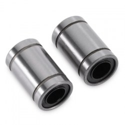 Anet LM8UU 2pcs 24mm Linear Ball Bearing Socket Parts for 3D Printer