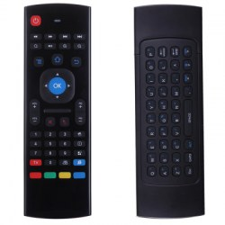 2.4G Air Mouse Keyboard with IR Remote Air Control for Google Android Smart TV