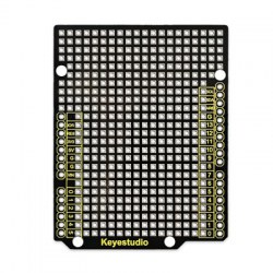10PCS Keyestudio KS0322 Double Sided PCB Prototype Boards for Arduino UNO R3