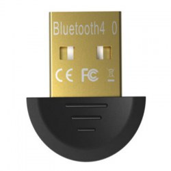 Bluetooth 4.0 USB Adapter Compatible with Windows 10 / 8 / 7