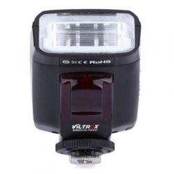 JY - 610II Universal LCD Flash Speedlite Light for Any Digital Camera with Standard Hot Shoe Mount