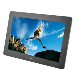 10.1 Inch LED Backlight HD 1024 x 600 Digital Photo Frame Album Mp3 Mp4 Function