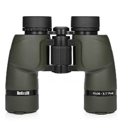 10X36 106M / 1000M HD Vision Wide-angle Prism Binocular Outdoor Folding Telescope