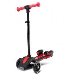 Creative Kids Flash Spray Scooter with Adjustable Handle