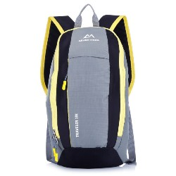 10L Kid's Portable Lightweight Backpack Mini Water Resistant Camping Hiking Bag for Outdoor Activities