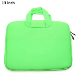 13 Inch Laptop Sleeve Bag Protective Zipper Pouch for MacBook Air / Pro