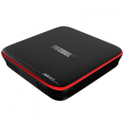 M8S PRO W TV Box Amlogic S905W Android 7.1 1GB RAM + 8GB ROM 2.4G WiFi 100Mbps BT4.2 Support 4K H.265