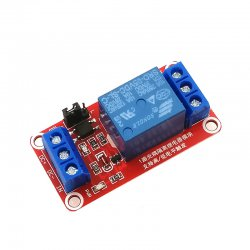 12V 1 Channel Relay ModuleH/L Level Triger with Optocoupler for Arduino Mega DH