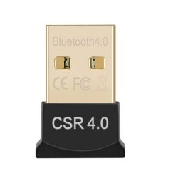 Bluetooth USB Adapter 4.0 Wireless Adapter for Laptop PC Support Mouse Keyboard