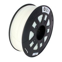 CCTREE 3D Printer Nylon 1.75MM Filament White 1KG for Makerbot Anet