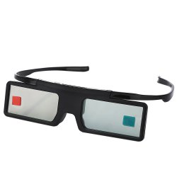MX - 30 Bluetooth Detachable 3D Active Virtual Reality Glasses