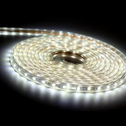 5050 220V LED Waterproof Anti-electric Light Strip