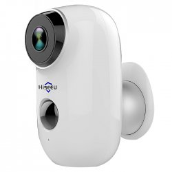 Hiseeu C10 Wireless Rechargeable Battery CCTV Security Camera