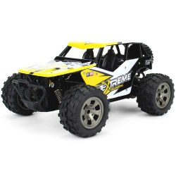 1812 - A 2.4G 1/18 18km/h RC Monster Truck Car RTR Toy Gift