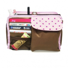 Pink dots classification package cosmetic bags organize bags