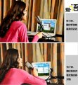 Condenser Microphone for Laptop Notebook PC Computer with Desktop mic stand