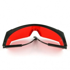 -532nm  Anti Laser Safety Glasses Eye Protection Red Lens