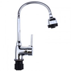 Mixer Faucet Pull-out Adjustable Tap