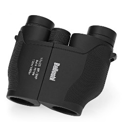 TD38 - 10X25 108M / 1000M Folding Binocular Outdoor Fully-coated BAK4 Prism Hunting Telescope