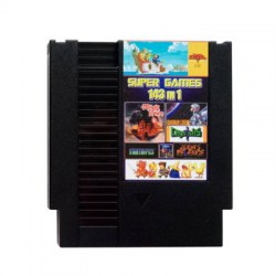 143 in 1 Super Games NES Cartridge